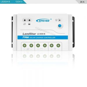 شارژ کنترلر خورشیدی 20 آمپر 24 ولت