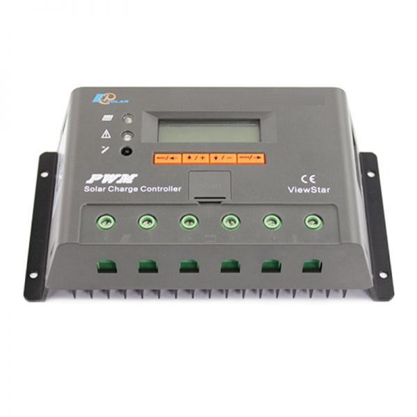 کنترلر شارژ خورشیدی 20 آمپر EP Solar مدل VS2024BN