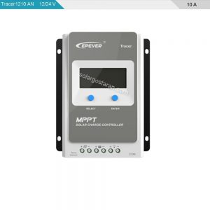 شارژ کنترلر خورشیدی 10 آمپر MPPT سری Tracer-AN