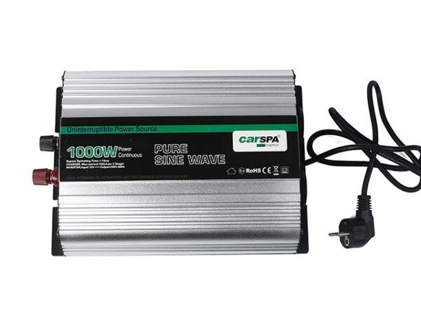 اینورتر جدا از شبکه تمام سینوسی 1 کیلووات کارسپا (Carspa) مدل CPS1000-122