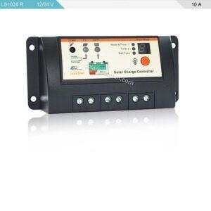 شارژ کنترلر خورشیدی 10 آمپر 24 ولت سری R