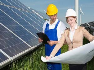 مشاوره و امکانسنجی نیروگاه خورشیدی