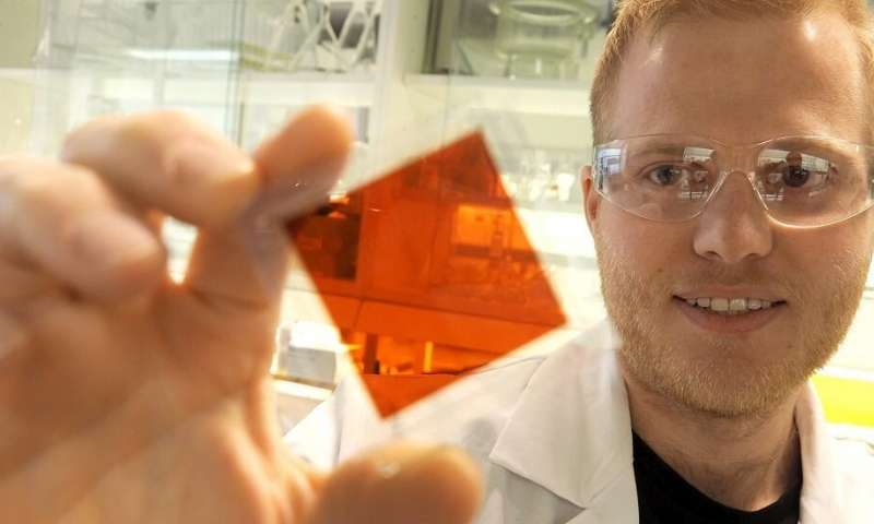 زیباترین سلولهای خورشیدی که از طبیعت الهام گرفته شده اند