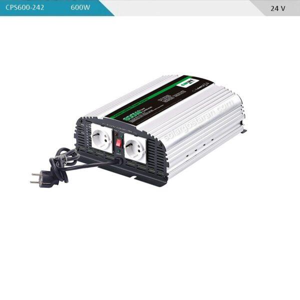 اینورتر 600 وات 24 ولت کارسپا سری CPS