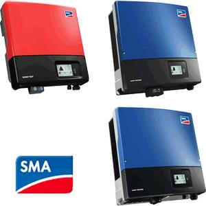 محصولات اس ام ای(SMA)