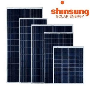 پنل های خورشیدی شین سانگ