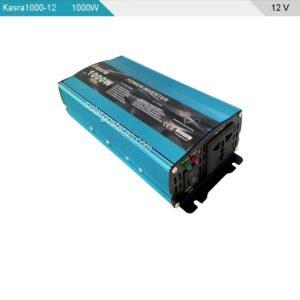 اینورتر خودرویی 1000 وات 12 ولت به 220 ولت Kasra