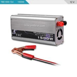 اینورتر برق خودرو 1500 وات 12 ولت TBE