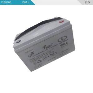 باتری 100 آمپر ساعت 12 ولت صباباتری نوع UPS