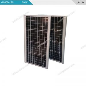 پنل خورشیدی 30 وات یینگلی (Yingly)