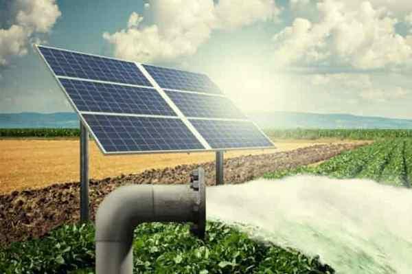 نصب و اجرای سیستم پمپ آب خورشیدی