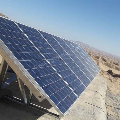 برق خورشیدی برجک مراوه تپه