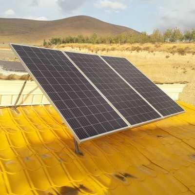 برق خورشیدی 3000 وات بومهن