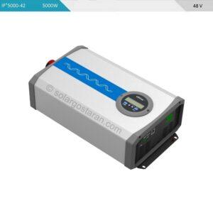 اینورتر خورشیدی 5000 وات ای پی سولار سری IP پلاس