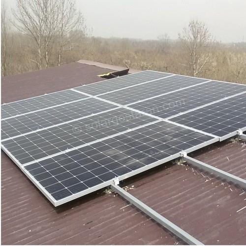برق خورشیدی 4000 وات سرخاب هشتگرد